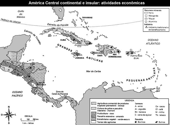 Continentes e Cartografia - uma atividade lúdica e introdutiva